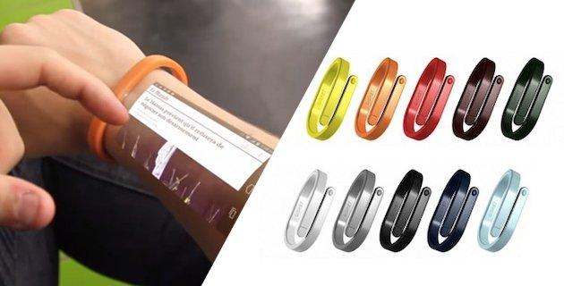 Cicret Bracelet: Video del primo Prototipo!