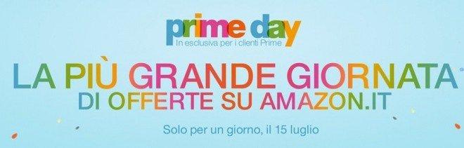Amazon festeggia i 20 anni con il Prime Day