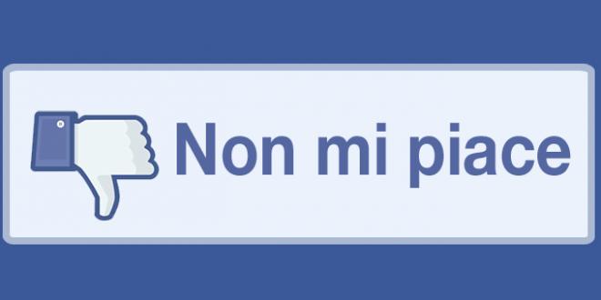 Facebook Introduce Il Nuovo Tasto Non Mi Piace