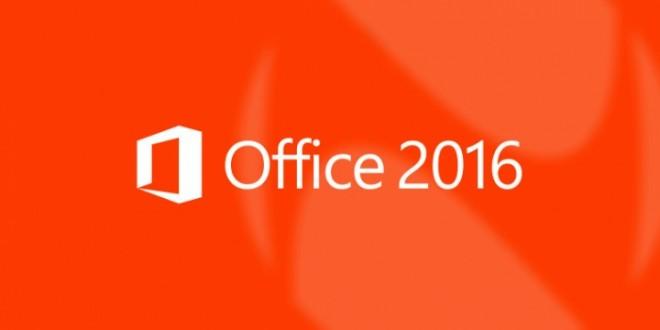 Microsoft Prepara il Debutto di Office 2016