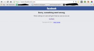 facebook-broken