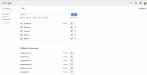 Google.com venduto su Google Domain