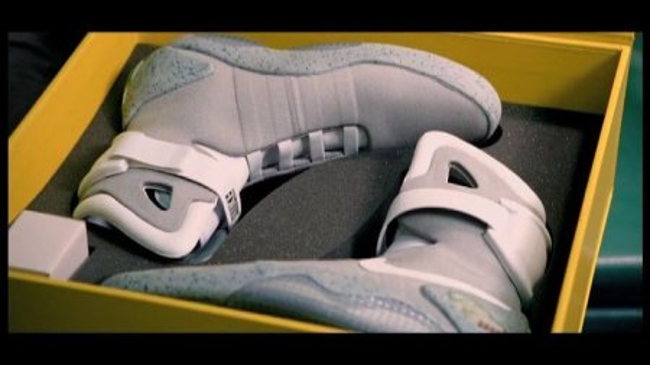 Scarpe Nike Power Lace Ritorno al Futuro