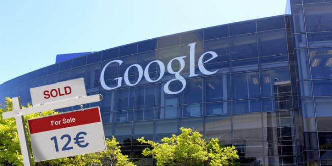 Google.com venduto per 12 dollari!