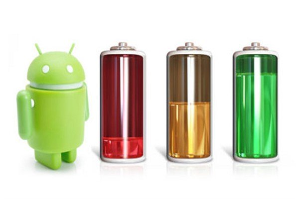 Android Batteria