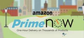 Amazon Prime Now: cos'è e come funziona