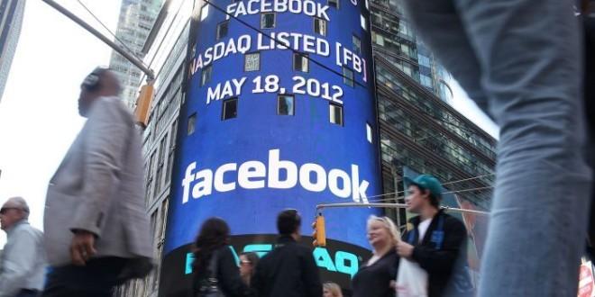 Facebook debutta a Wall Street