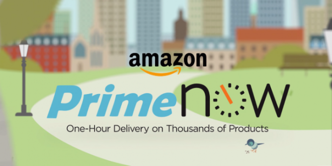 Amazon Prime Now: cos'è e come funziona