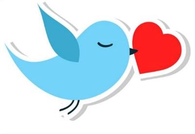 Twitter sostituisce la stellina con il cuore