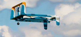 Video del Drone Amazon Prime Air