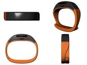 Cicret Bracelet Arancione