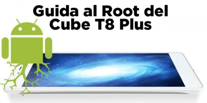 Permessi di Root su Tablet Cube T8 Plus