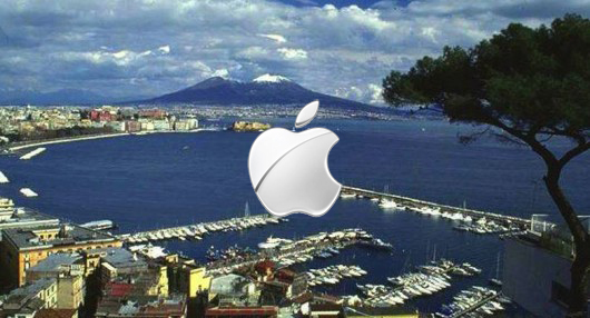 Apple: Napoli Scelta Per Il Primo Centro App iOS Europeo