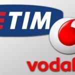 Vodafone e Tim