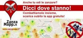 Nasce L'App Per Localizzare Le Zanzare