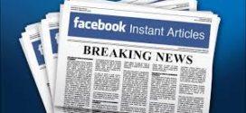 Facebook: In Arrivo Gli Instant Articles