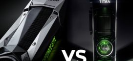 Gpu Benchmark: GTX 1080 vs. Titan X